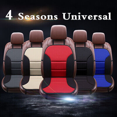 Durable Auto Car Seat Cover Anti-slip Front Rear Back Cushion Protect Breathable Durable Anti Slip Protection