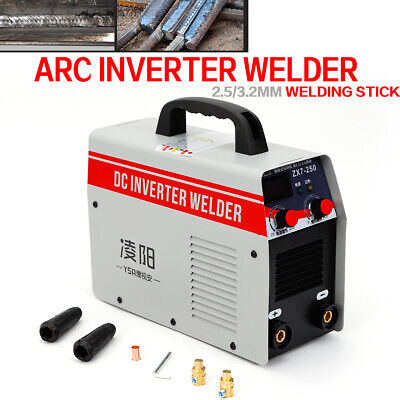 Zx7-250 250a Igbt Portable Mini Electric Welding Inverter Machine Mmaarc Welder