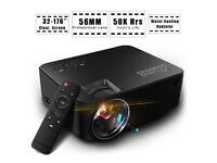 GooBang Doo T20 Portable Mini Video Projector 1080P