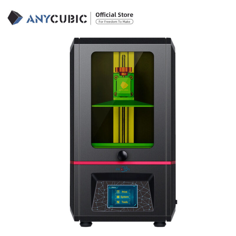 ANYCUBIC Photon UV Resin 3D Printer LCD High Precision Resume Print 115*65*155mm