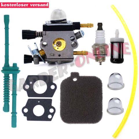 Vergaser /& Luftfilter /& Zündkerze Für Stihl SH55 SH85 BG45 BG46 BG55 BG85
