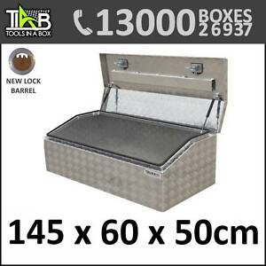 Aluminium Chest Toolbox Truck Ute Trailer Camper Caravan 1465 Brisbane City Brisbane North West Preview