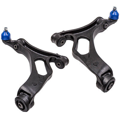 Front Lower Track Suspension Control Wishbone Arm For Vw Touareg 2x Lh Rh