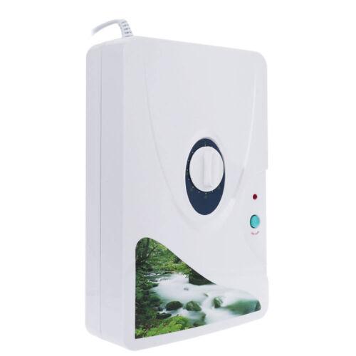 Ozone Generator Ozonator Air Purifier Multifunctional Sterilizer Fruit Purify US