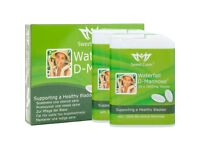 Waterfall D-Mannose Tablets & Powder - Natural Bladder Health Supplement - Free UK Delivery