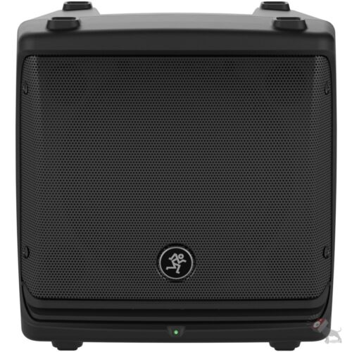 Mackie Dlm8 Bi-amped Active 2-way 2000w Active Loudspeaker With On-board Mixer
