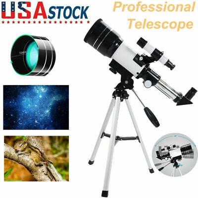 Professional Astronomical Telescope Night Vision For HD Viewing Space Star Moon
