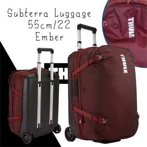 NEW Thule Subterra Luggage 55cm/22, Ember Condtion: New, Ember