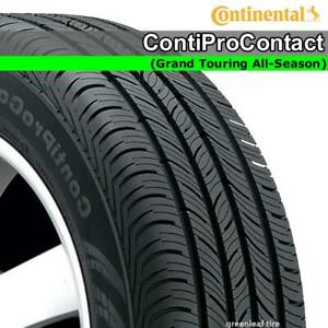 NEW 225/45R17 91H Continental ContiProContact    #15491180000