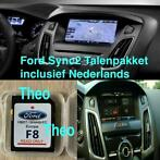 Nieuwste SD kaart Ford Sync2 F8 + F9 update Europa 2020+2021