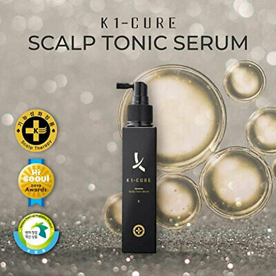 Karasadae K1-Cure Scaling Tonic Serum, Natural Hair Tonic/Serum Hair/ Treatment