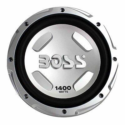 BOSS Audio CX122 1400 Watt, 12 Inch, Single 4 Ohm Voice Coil