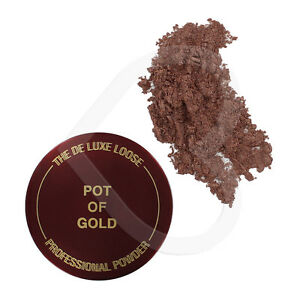Pot of Gold Professional Loose Bronzing Powder Face & Body Bronzer 10g De Luxe