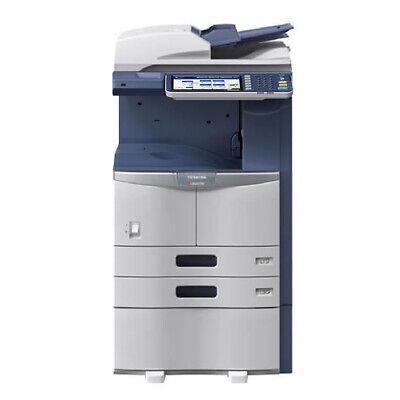 Toshiba E-studio 356 Mono A3 Laser Multifunction Printer Copier Scanner 35 Ppm