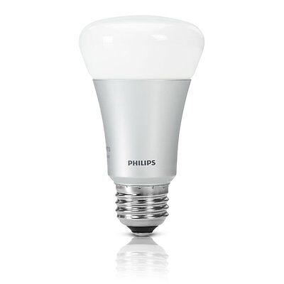 Philips 426361 Hue Personal Wireless Lighting, A19 Color Single Bulb In retail