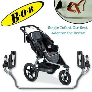 NEW Bob Single Infant Car Seat Adapter for Britax Condtion: New