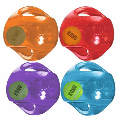 Kong Jumbler Ball Medium/Large  Free Shipping
