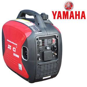 Inverter Generator Senci SC2000i Yamaha Caravan 2KW Quiet Petrol Warranty 2 year
