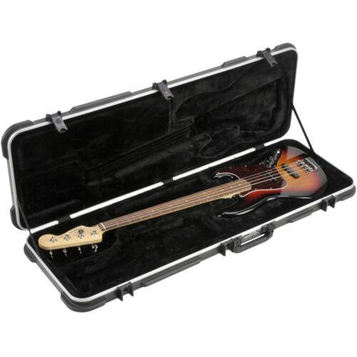 SKB-44 Jazz P Style Bass Guitar HeavyDuty Hard Case w/ TSA Locks