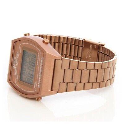 Casio Classic B640WC-5A Rose Gold Watch, sport ,water resist