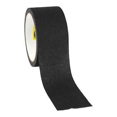 Textilklebeband schwarz 10 m