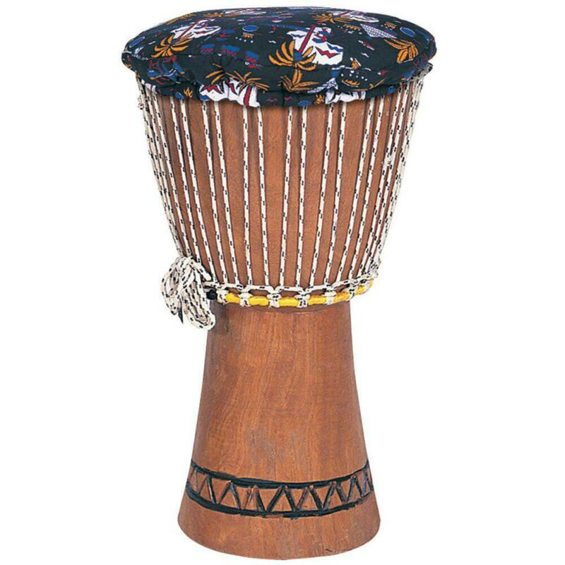 P.P. DJEMBE DRUM 26CM WITH COVER