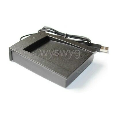 125KHz RFID Proximity USB Reader Connect PC last 8 digit only Free 5 Card