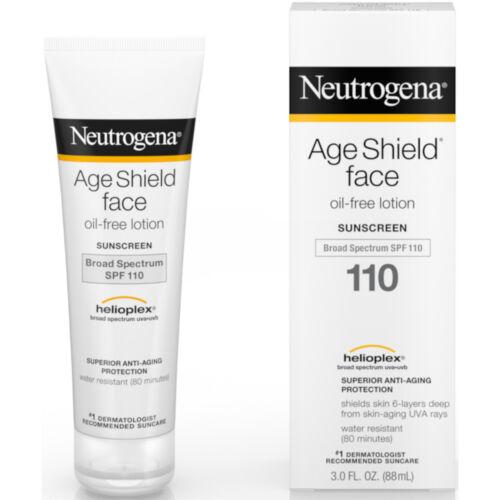 Neutrogena Age Shield Face Spf110 Lotion 3 Ounce