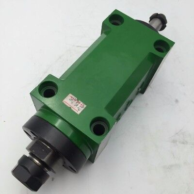 Er20 Chuck Spindle Unit Cnc Cutting Drilling Milling Power Head 30006000rpm