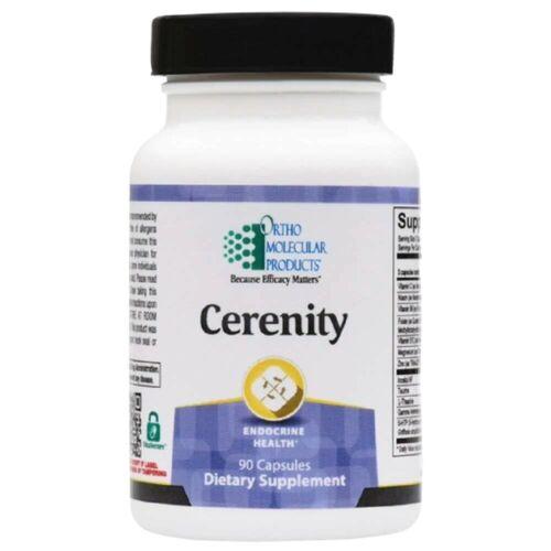 Ortho Molecular- Cerenity- 90 Capsules 07/21