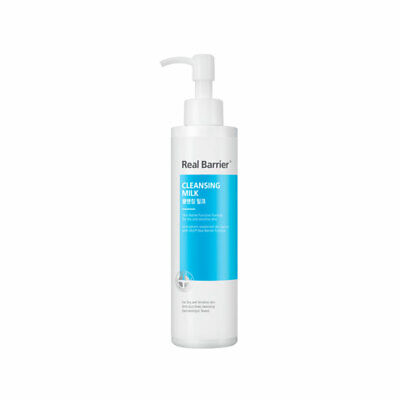 [REAL BARRIER] Cleansing Milk - 200ml / Free Gift