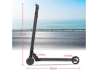 6inch foldable electric kick scooter