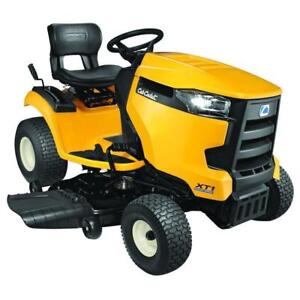2018 Cub Cadet LT46 - Kohler 22HP - Hydro - 46 cut - $2499.00 - Limited supply left