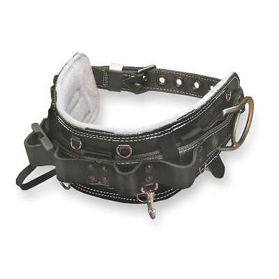 Miller By Honeywell 36 To 46 Linemens Body Belt With 2 Anchor Points 95nd22br
