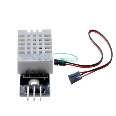 Dht22 Am2302 Temperature And Humidity Sensor Module Replace Sht11 Sht15 M