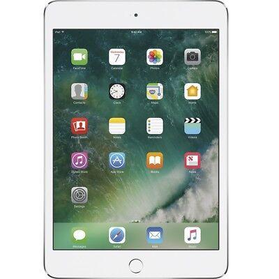Apple iPad Mini 4 Wifi 128GB Retina 7.9'' MK9P2 - Silber NEU & Verschweißt