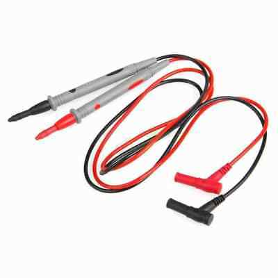 1 Pair Universal Probe Test Leads Cable Digital Multimeter 1000v 10a Cat.2 Sa