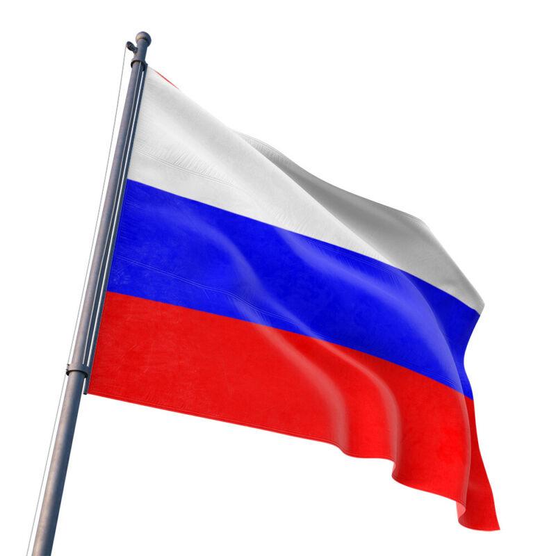 Russia 3x5