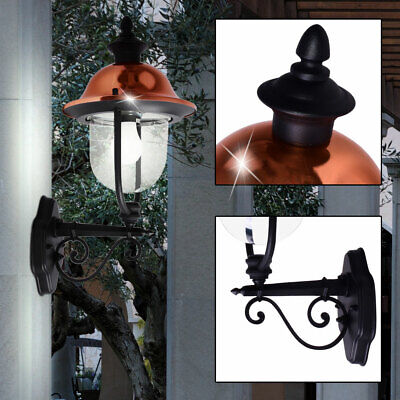 LED outdoor lamp rustic facades lantern country house style balcony wall light