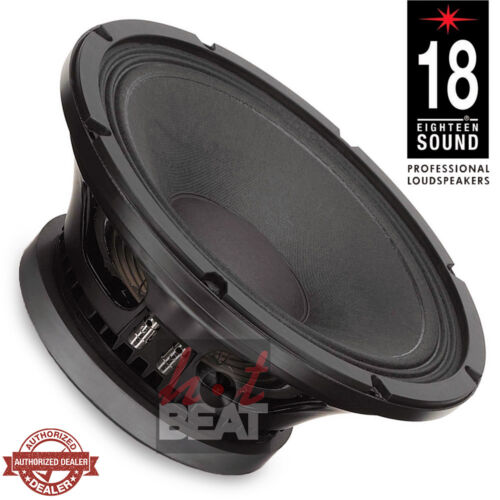 18 Sound 12MB700 Very High Output Mid-Bass Ferrite Transducer 450 W 8 ohm, 1 pc
