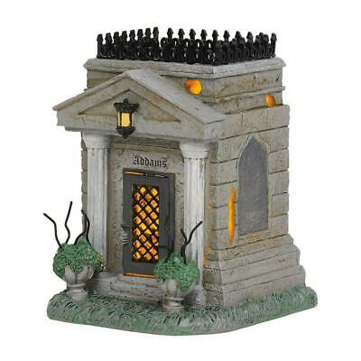 The Addams Family Department 56 The Addams Family Crypt 6004270 New Dept Adams
