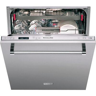 KitchenAid KDSCM 82140 Geschirrspüler voll integrierbar 14MGD A++ 266kW/Jahr