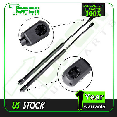 2 Front Hood Lift Supports Struts Shocks For Dodge Ram 1500 2500 3500 4500 5500