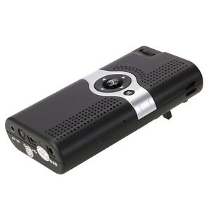 new handheld portable mini multimedia pocket led projector