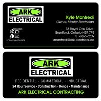 ARK ELECTRICAL LTD.