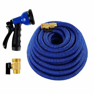 Expandable Interior Pocket - US SHIP 25 50 75 100 ft Magic Quality Home Garden Expandable Pocket Water Hose