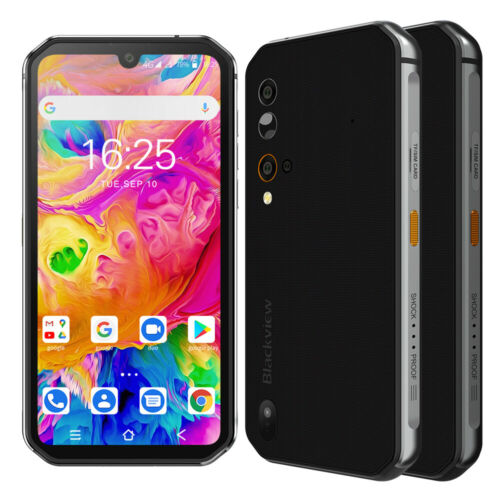 Smartphone 4G Rugged Blackview BV9900E, Android 10 6GB+128GB