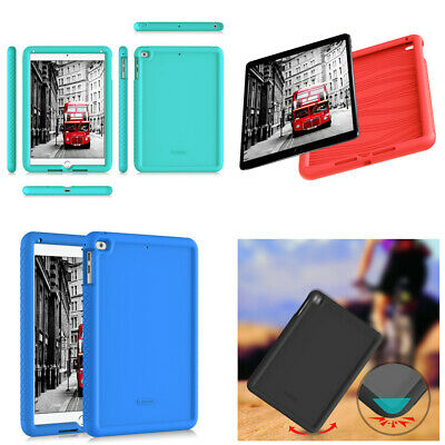 """For iPad 6th Gen 9.7"""" 2018 / 5th Gen 2017 Tablet Silicone Ca"""