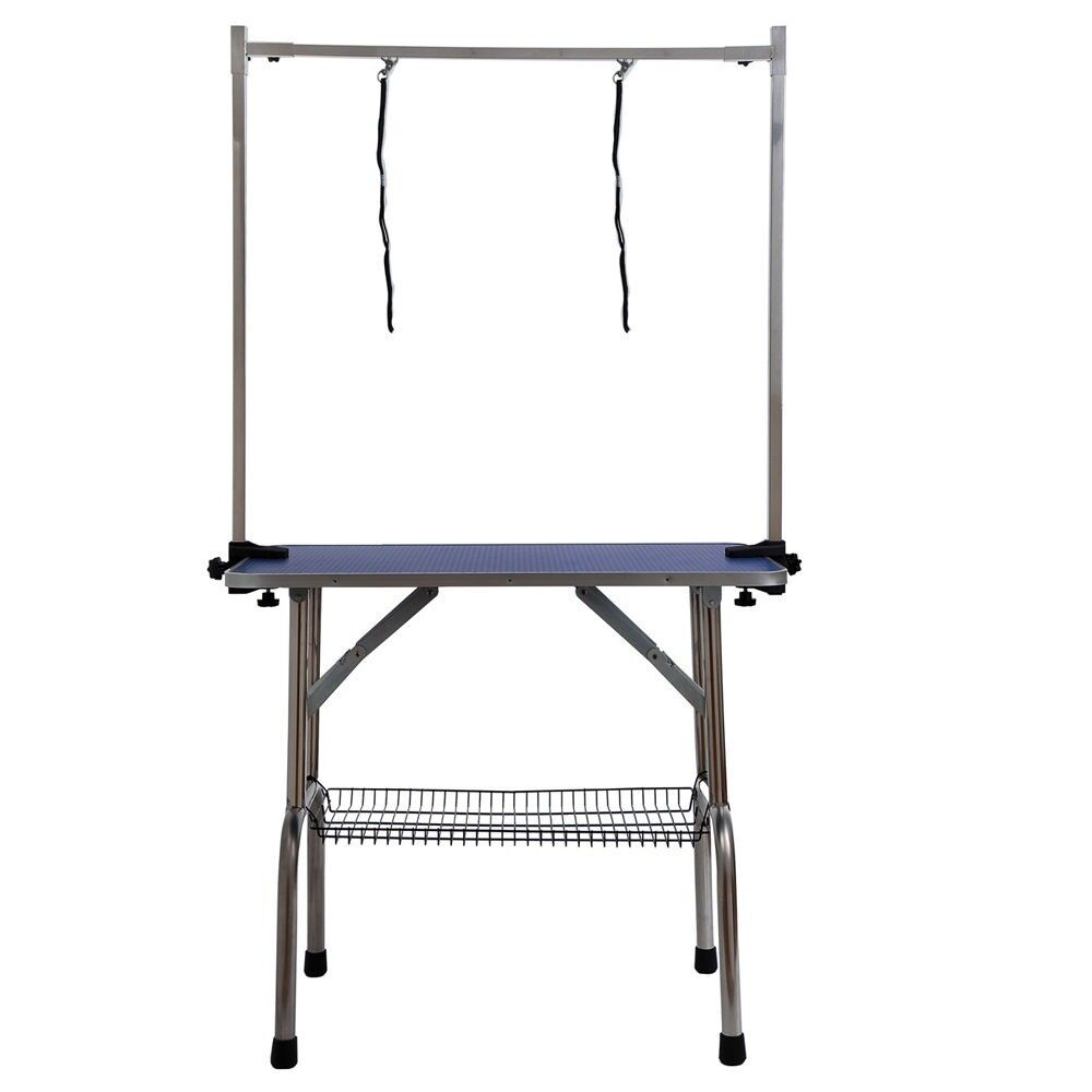 """SALE!! NEVER USED Pet Dog Cat Grooming Table 36"""" With Noose H Bar."""