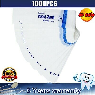 1000pc Intraoral Dental Camera Sleeve Sheath Cover Disposable Cover